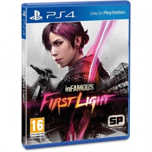 Infamous First Light - Ps4 Game price in Pakistan