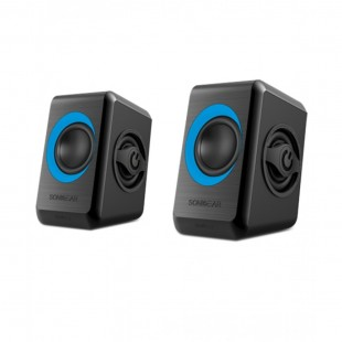SonicGear QUATRO 2 Black Turquila Speakers (1 Year Warranty) price in Pakistan