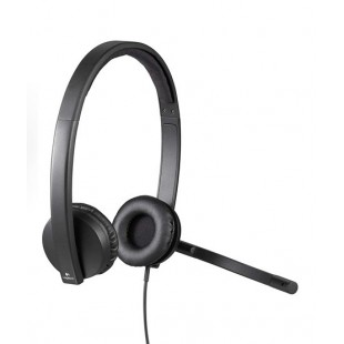 Logitech H570E USB Stereo Headset (981-000574) price in Pakistan
