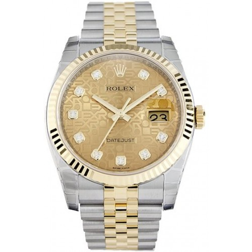 f356ff3515a Rolex Datejust Steel and Yellow Gold Watch price in Pakistan