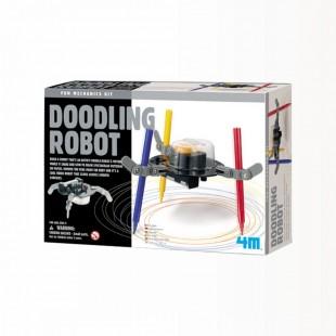 Fun Mechanics Kit Doodling Robot price in Pakistan