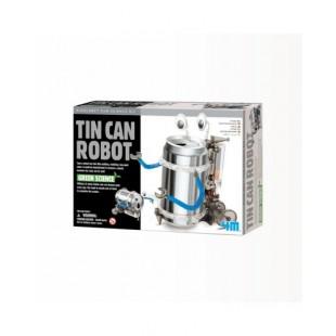 Fun Mechanics Kit Tin Can Robot price in Pakistan