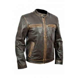 Contraband Mark Wahlberg Chris Farraday Genuine Leather Jacket price in Pakistan