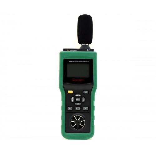 Mastech MS6300 Digital Multifunction Environment Meter
