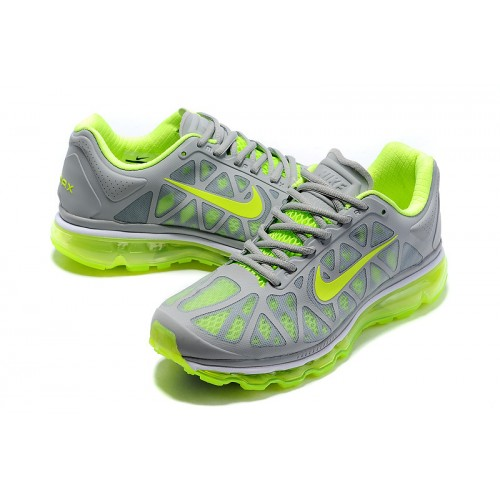 81a292e8b55aa Air Max FITSOLE 2 Grey   Green Sports Shoes SYB - 829 price in ...