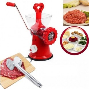 Combo Of Healthy Mincer & Pasta Maker Red+Meat Hammer price in Pakistan
