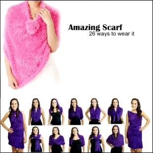 Amazing Scarf 26 Way To Wear It price in Pakistan