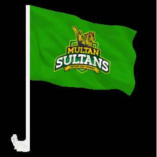 Multan Sultans Flag - Pakistan Super League with Holder Clip  price in Pakistan