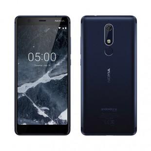 Nokia 5.1 Plus 32GB 3GB RAM Dual Sim Night Black PTA Approved Official Warranty price in Pakistan