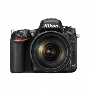 Nikon D750 DSLR Camera with 24-120mm Lens price in Pakistan