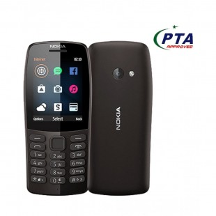 Nokia 210 Mobile PTA Approved Official Warranty price in Pakistan