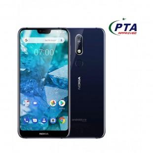 Nokia 7.1 64GB 4GB RAM Dual SIm PTA Approved Official Warranty price in Pakistan