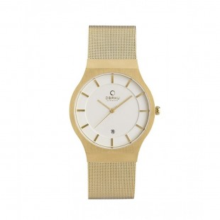 Obaku Men's Wrist Watch V123GDGIMG price in Pakistan
