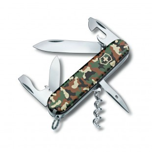 Victorinox Spartan Swiss army knife No. of functions 12 Camouflage 7611160104250 price in Pakistan