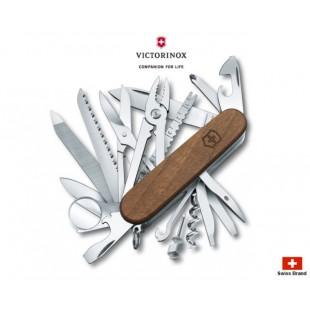 Victorinox Swiss Army Knife 91mm Swiss Champ Walnut Wood 29 Functions  7611160059024 price in Pakistan