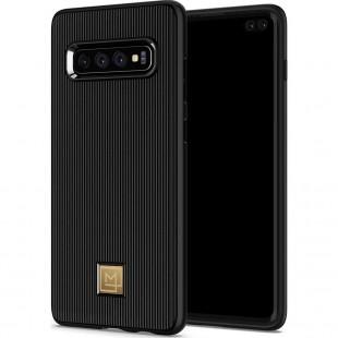 Spigen Galaxy S10 Plus Case La Manon Classy Black – 606CS25785 price in Pakistan
