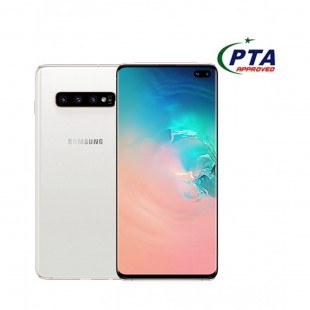 Samsung Galaxy S10 Plus 8GB, 128GB Finger Print Lock With official warranty (PTA Approved) price in Pakistan
