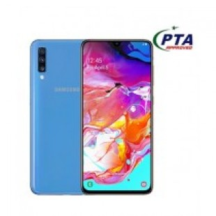 Samsung Galaxy A50 2019 4GB 128GB Finger Print Lock With official warranty (PTA Approved) price in Pakistan