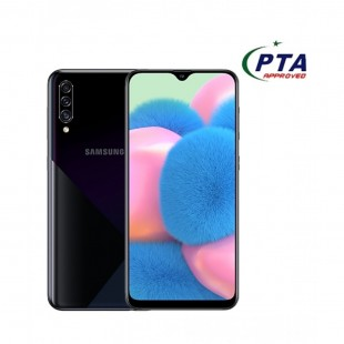 Samsung Galaxy A30s 4GB, 64GB Dual Sim with official warranty (PTA Approved) price in Pakistan