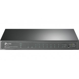 TP Link JetStream 8-Port Gigabit Smart PoE Switch with 2 SFP Slots T1500G-10PS (TL-SG2210P) price in Pakistan