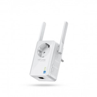 TP-Link TL-WA860RE 300Mbps Wi-Fi Range Extender with AC Passthrough price in Pakistan