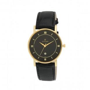 Titan Analog Men's Watch Black 9162YL02 price in Pakistan