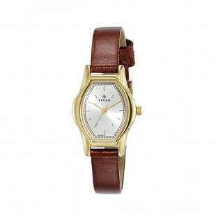 Titan Karishma Women's Watch Brown (2597YL01) price in Pakistan