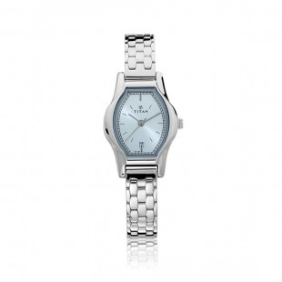 Titan Karishma Women's Watch Silver (2597SM01) price in Pakistan