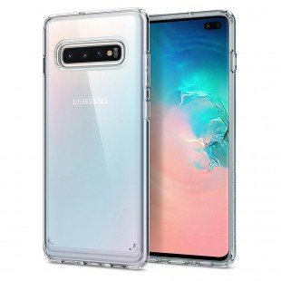 Spigen Galaxy S10 Case Ultra Hybrid – Crystal Clear – 605CS25801 price in Pakistan