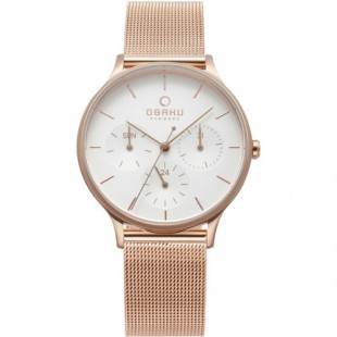 Obaku V212LMVIMV Women's RGOLD Watch price in Pakistan