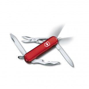 Victorinox Midnite Manager Swiss army knife + LED light No. of functions 10 Red 7611160012364 price in Pakistan