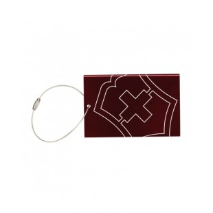 Accessories 3.0 Luggage Tag with Lost Bag Recovery Program - Red price in Pakistan