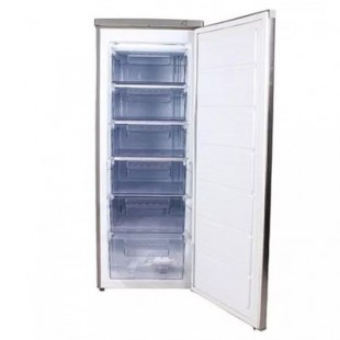 Gaba National No frost Vertical Freezer 14cft Silver GF-350 NF price in Pakistan