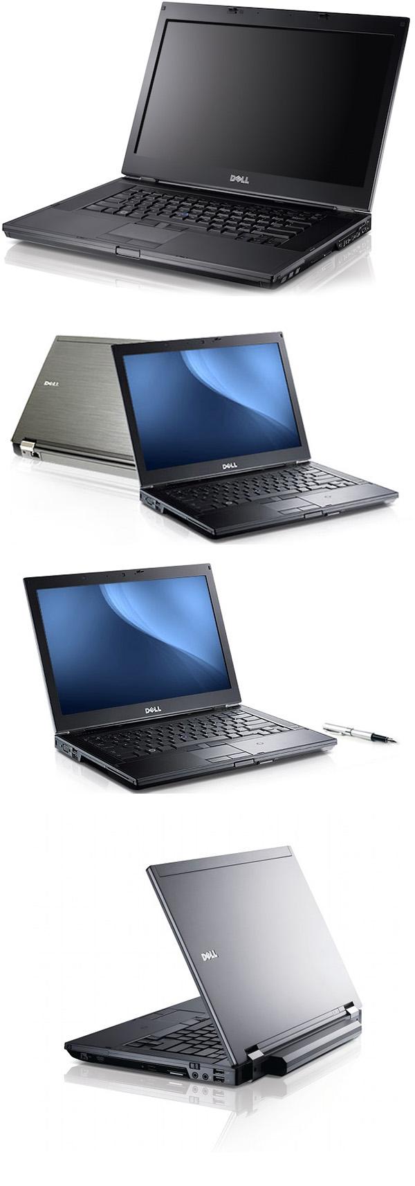 Dell E6410 (Core i5, 4GB RAM, 250GB HDD, WebCam, Certified Used)